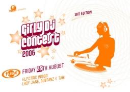 Girly DJ Contest 2006 Fuse Club