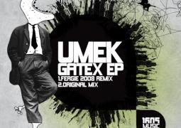 Umek - Gatex EP - 1605 Music Therapy
