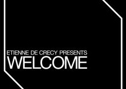 Etienne de Crécy - Welcome EP - Pixadelic