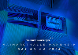 Time Warp 2014, la 20ième édition le 5 avril 2014
