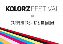 Le Kolorz Festival 2015, les premiers noms