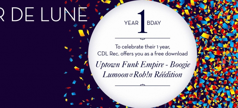Claire de Lune Records - 1 Year Birthday