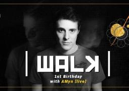 Le collectif WALK célèbre son 1er anniversaire au Studio22